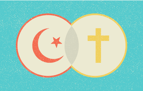 an introduction to the religious comparison of christianity and islam The purpose of this paper is to correspond on the three western religions namely judaism, christianity and islam - comparison of the three western religions: christianity, judaism and islam introduction.